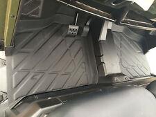 Polaris Ranger Front rubber floor mats Liners 2013 - 2017  XP 900 Crew full size