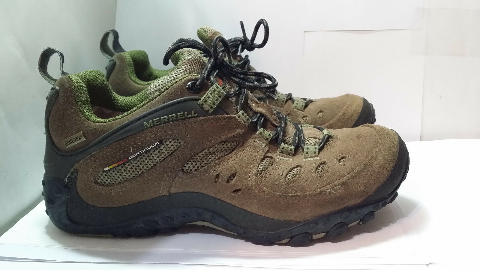 Merrell Women's Gore-Tex XCR Continuum Chameleon ARC Hiking shoes   Boots US 8.5