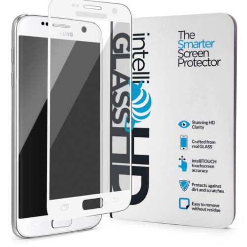 intelliGLASS HD Samsung Galaxy S7 White Screen Protector