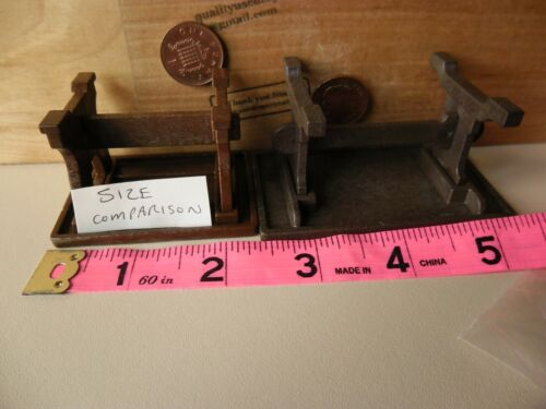 """4013 jouet /""""en bois/"""" table avec Massif côté jambes /& Stringer Playmobil Spares"""