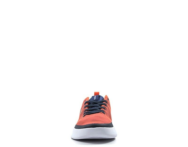 Schuhe LACOSTE LACOSTE Schuhe Mann ROSSO PU,Stoff 734SPM0007-RS7S 635581
