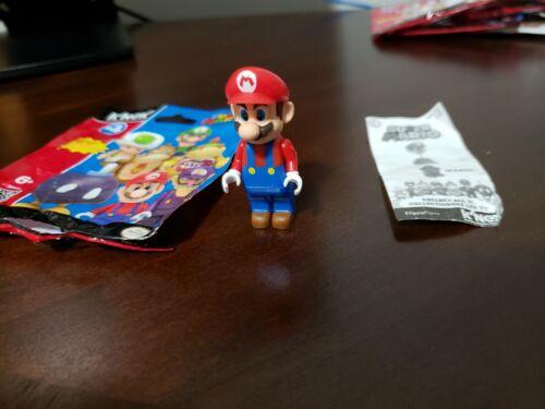 Bowser Jr Waluigi Luigi Princess Cat DK Knex Super Mario Figures You Pick
