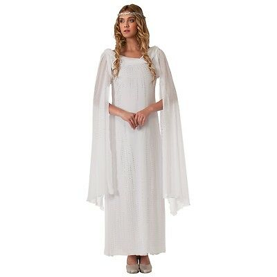 Galadriel Costume Adult The Hobbit Halloween Fancy Dress