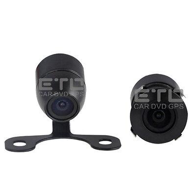 TOP Universal Car Reverse Rear View Parking Backup Camera Dual Use Night Vision