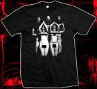 Anton Szandor LaVey, Church of Satan - silk screened 100% cotton t-shirt