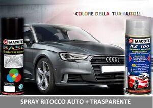Colori Vernici Auto : Bomboletta spray ritocco vernice 400 ml trasparente porsche c9z