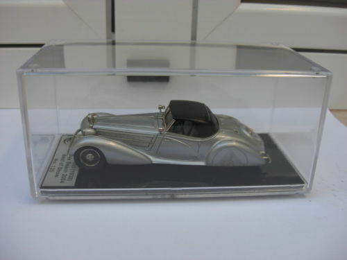 Horch Horch Horch 853 1938 Pebble Beach 04 Tinwizard MIB 1:43 wanderer auto union audi RARE | Magasiner