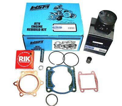 """Wiseco 67.50mm .060/"""" Top End Rebuild Kit YFS 200 Blaster Piston Gasket Bearing"""