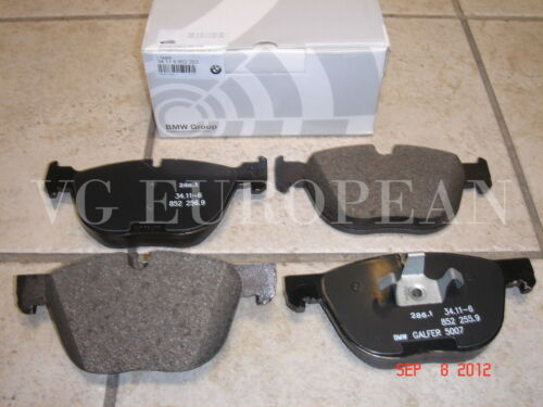 BMW E71 X6 Genuine Front Brake Pads,Pad xDrive35i 08-11