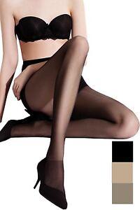 FIORE-Collant-femme-classique-fin-Plusieurs-couleurs-Lili-20-deniers