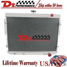 3Row Aluminum Radiator Fits 73-78 Dodge Mopar 6.6L 7.2L 440 V8 Plymouth,Chrysler