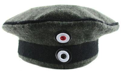 Krätzchen Feldmütze M10 Uniformmütze Dragoner Regiment 34 Gr 58