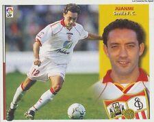 JUANMI # ESPANA  FC.SEVILLA LIGA 2003 ESTE STICKER CROMO