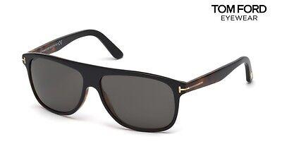 Black RRP-£260 TOM FORD Sunglasses TF399 FRANK 01N