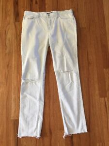 Sz 8112 Rise Distressed Runaway Jeans Mid J Straight 30 Brand Rail Slim wXxCCAqv