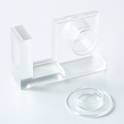 MUJI MoMA  Acrylic Tape Dispenser (Artistically compact-designed)