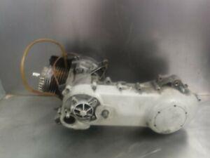 GILERA-STORM-50-RUNNING-ENGINE