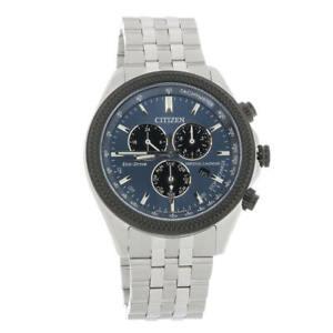 Citizen BL5568-54L Men's Brycen Chronograph Eco-Drive Watch