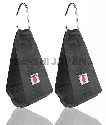 Heavy Duty Abdomonal Ab Sling Ab Sling Ab Crunch Comes With Free Pair Of Hooks