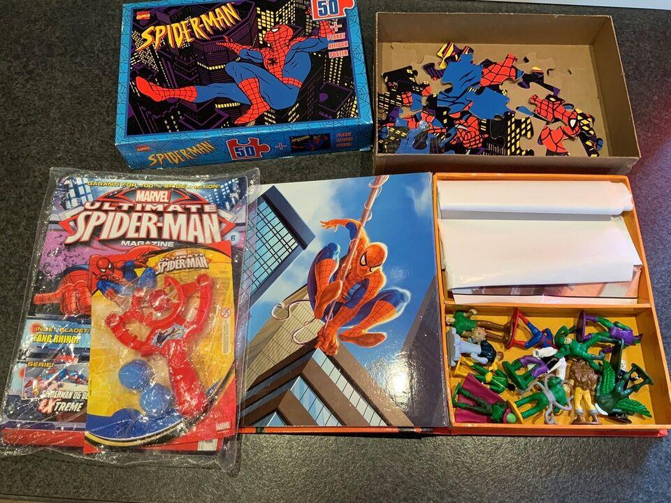 Spiderman, Marvel