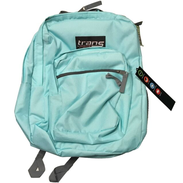 Backpack Trans By JanSport 36l Capacity Supermax Aqua Dash
