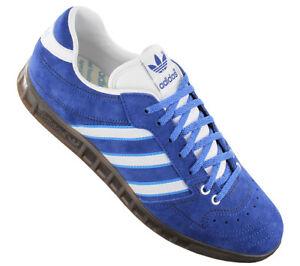 NEU ADIDAS ORIGINALS Handball Kreft SPZL Spezial Herren Schuhe Royal Blau DA8748