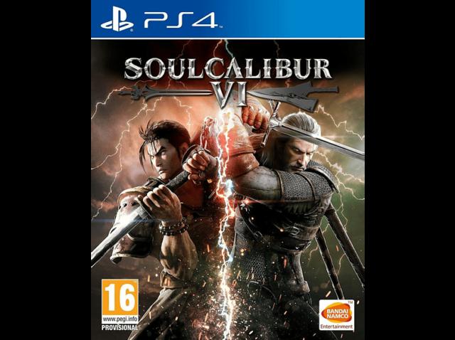 PS4 SoulCalibur VI
