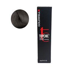 Goldwell Topchic Permanent Hair Color Tubes 5NA - Bright Natural Ash Brown