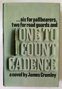 James-Crumley-One-to-Count-Cadence-SIGNED-FIRST-EDITION