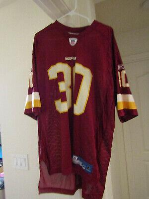 Washington Redskins LaRon Landry Jersey Size x Large Red NFL Football   eBay