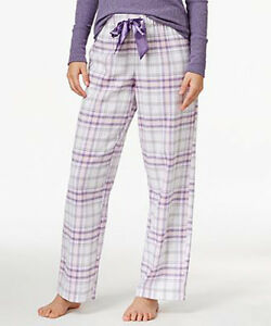 Image is loading Alfani-Pajama-Pants-Printed-Women-039-s-Flannel- f9799ce44