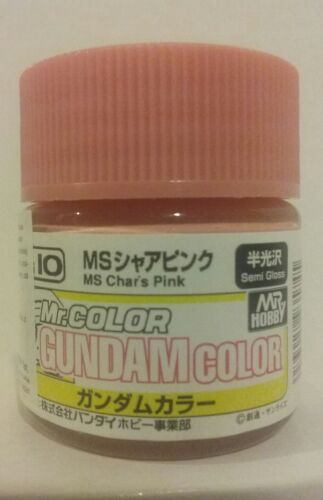 Gunze Sangyo //Mr Color Gundam Color MS10 Char/'s Pink