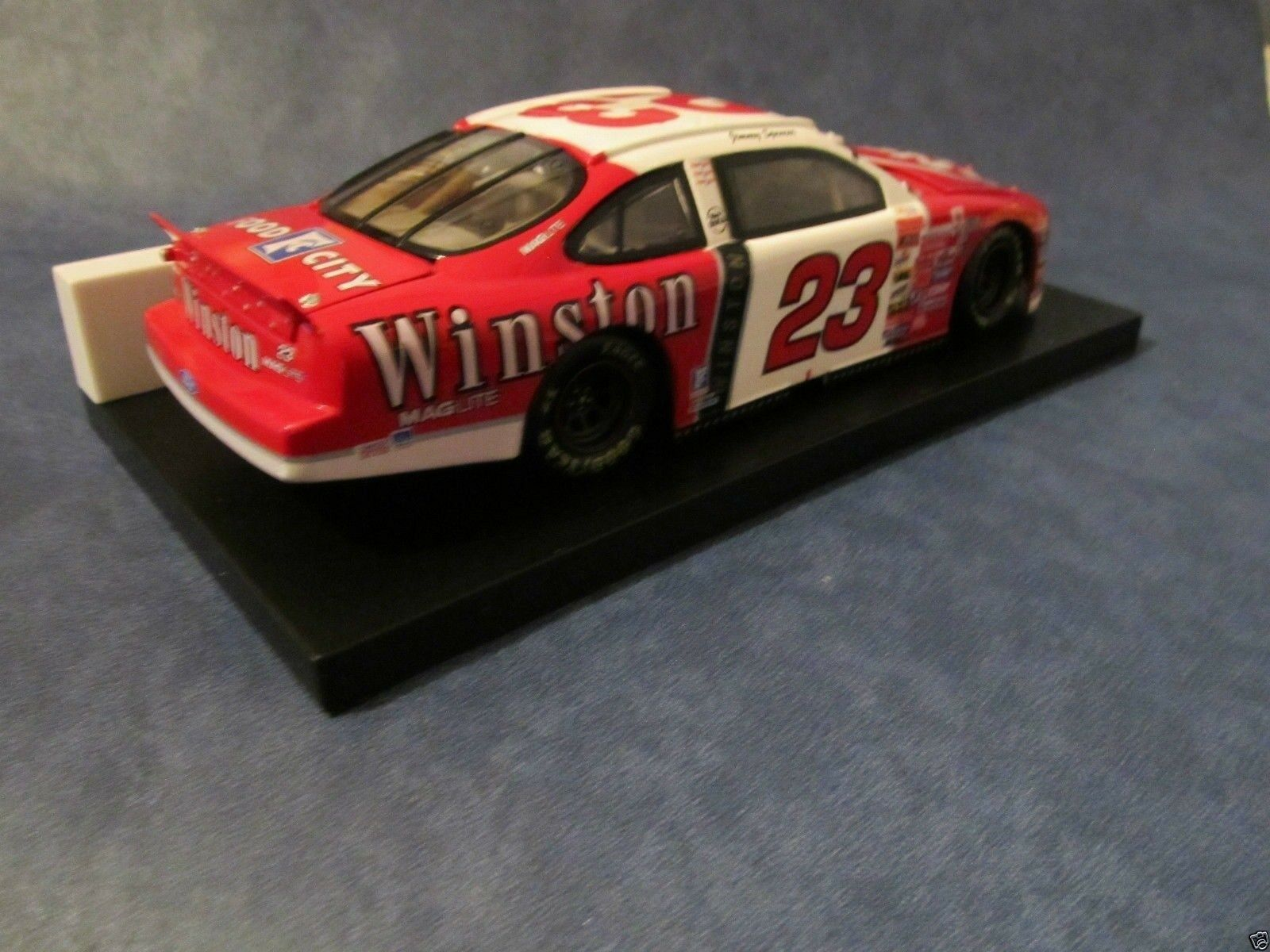 1999 Jimmy Spencer No Bull Bull Bull Winston Die Cast Mint 9796fe