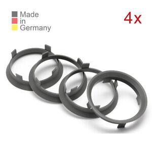 4-Zentrierringe-60-1-x-57-1-mm-passend-fuer-AUDI-VW-SEAT-MIM-AEZ-DOTZ-DEZENT-ENZO