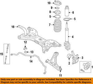 image is loading mitsubishi-oem-14-15-mirage-front-wheel-bearing-