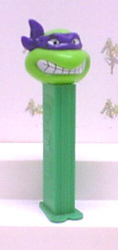 Angry Donatello Teenage Mutant Ninja Turtles Choose CHINA Stem Color PEZ