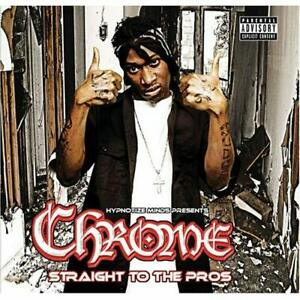 Straight-To-The-Pros-By-Chrome-On-Audio-CD-Album-2005-Very-Good
