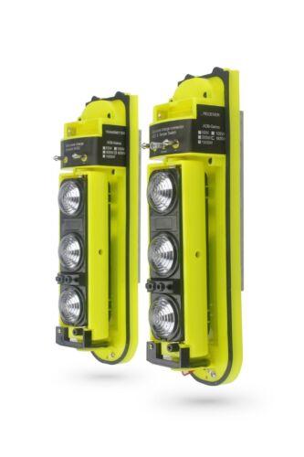 100m Infrared Beam Detector,Wireless Solar Infrared Sensor.Perimeter Alarm.U.K