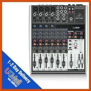 Behringer-1204-USB-Xenyx-Premium-12-Input-2-2-Bus-Mixer