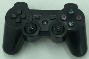 OFFICIAL SONY Playstation 3 PS3 Sixaxis Wireless Controller Black