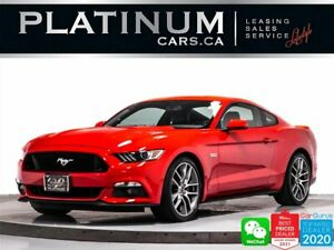 2017 Ford Mustang GT GT Premium, 435HP, V8, AUTOMATIC, KEYLESS ENTRY