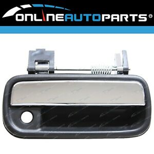 RH Chrome Front Door Handle for Toyota Hilux 4Runner 1988~1997 Right RHS