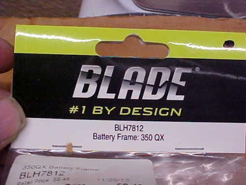 BLADE QUADCOPTER PART NEW 350 QX BLH7812 = BATTERY FRAME