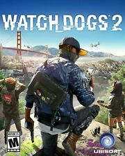 Watch Dogs 2  PC Game DVD