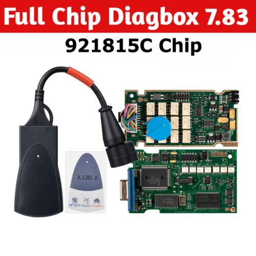 PP2000 For Lexia 3 Citroen Peugeot Diagnostic Diagbox 7.83 Full Chip 921815C