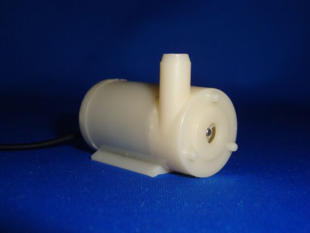 6volt Dc Submersible 6vdc Water Fountain Pump 25gph Use W 6v Solar Or A Battery