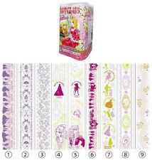 LADY OSCAR BANDAI TOILET PAPER ROLL X1 ROSE VERSAILLES JAPAN RIYOKO IKEDA ARAKI