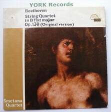 SUA ST 50604 - BEETHOVEN - String Quartet Op 130 SMETANA QUARTET - Ex LP Record