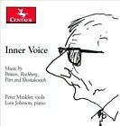 Inner Voice (CD, Nov-2010, Centaur Records)