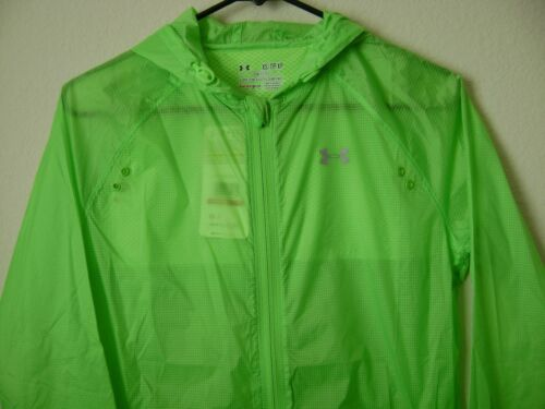 Armour See Go Women Style Ua Translucent Me Jacket Under 1238086 dqw4Od